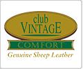 CLUB VINTAGE COMFORT Genuine Sheep Leather / クラブヴィンテージ・コンフォート シープレザーシリーズ